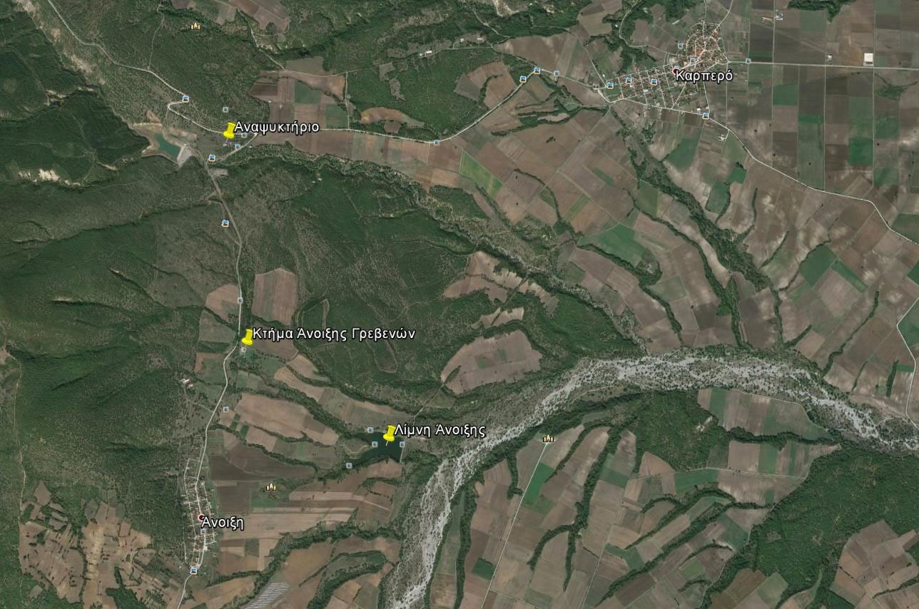Ktima Anoixi Map